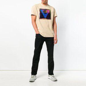 Maison Margiela   Men's Slim Stonewashed Jeans